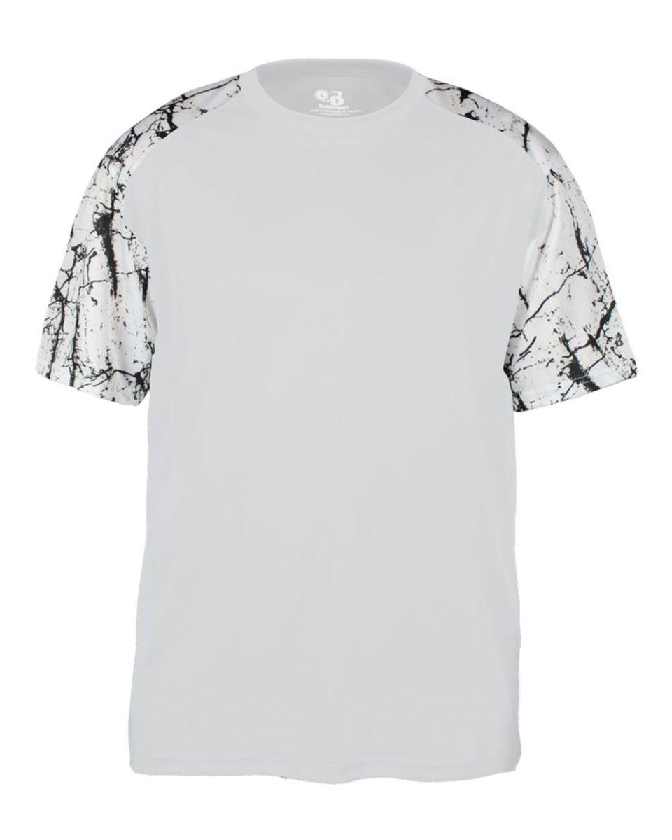 Spiderwire Logo Design T Shirt Size Medium Polyester: Badger Sportswear 4143