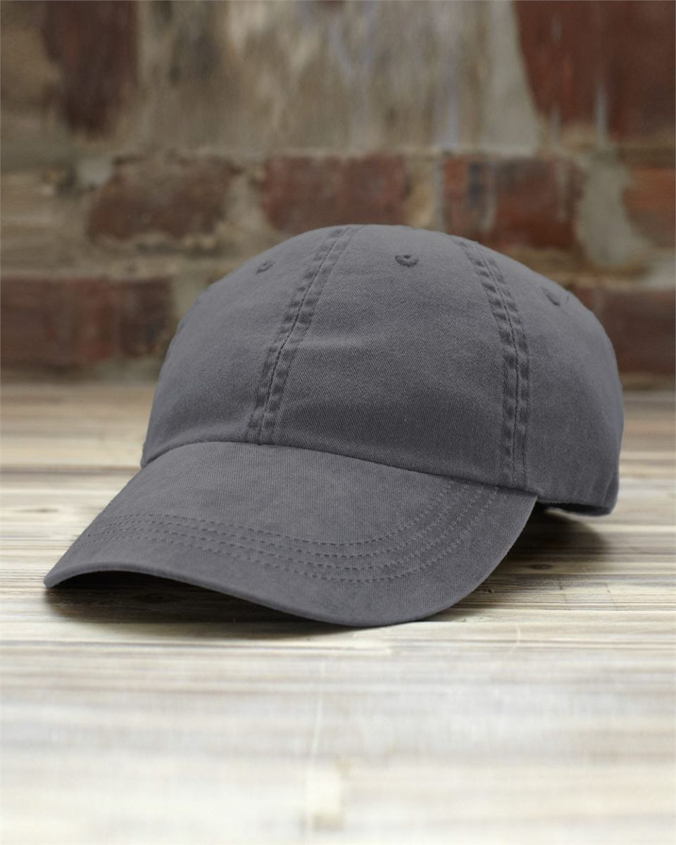 a19204bda883c Anvil 146 Pigment-Dyed Unstructured Dad Hat