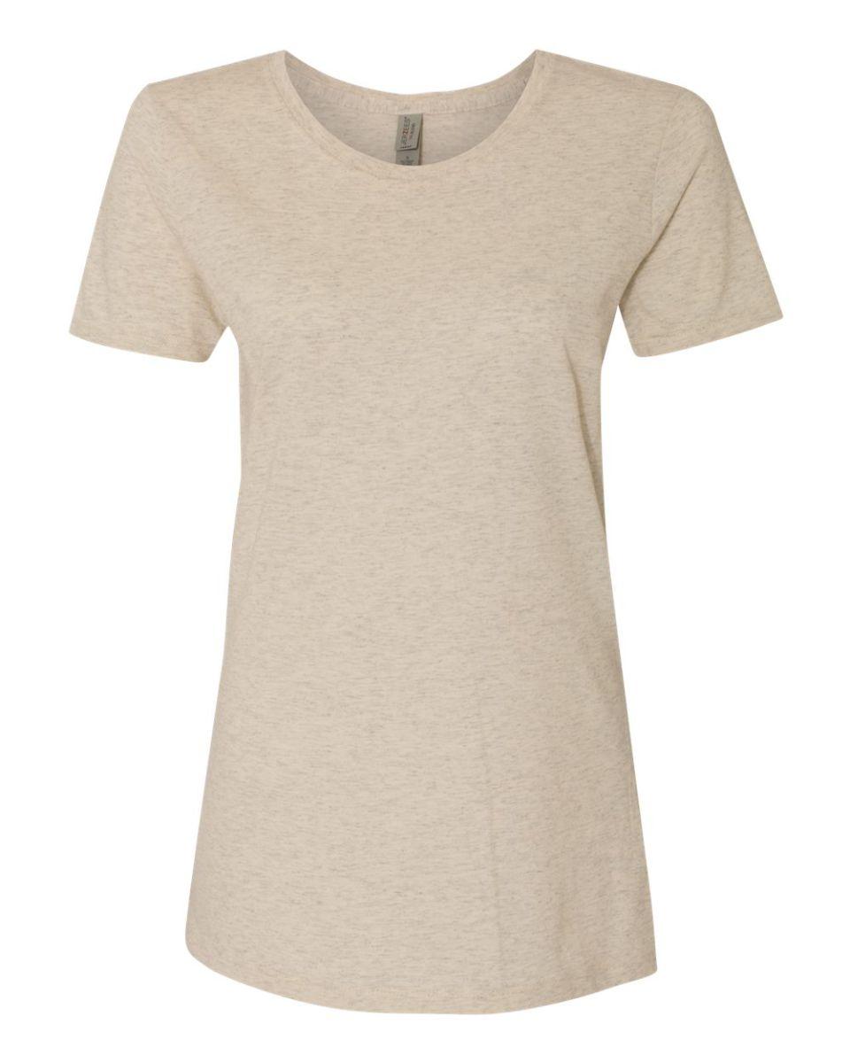 0d93fe07 ... Jerzees 601WR Dri-Power Active Women's Triblend T-Shirt Oatmeal ...