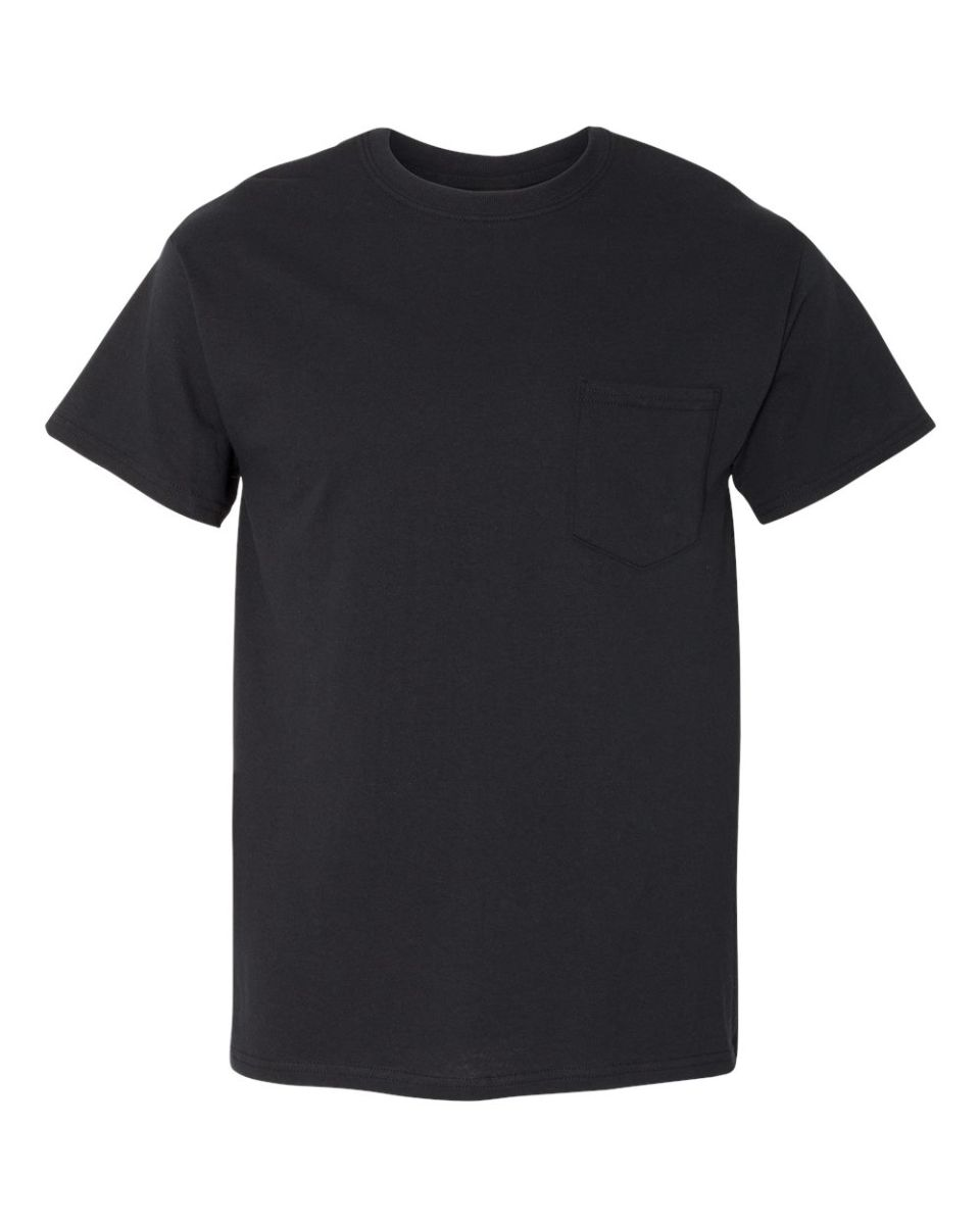 hot-selling newest details for value for money Gildan 5300 Heavy Cotton T-Shirt with a Pocket