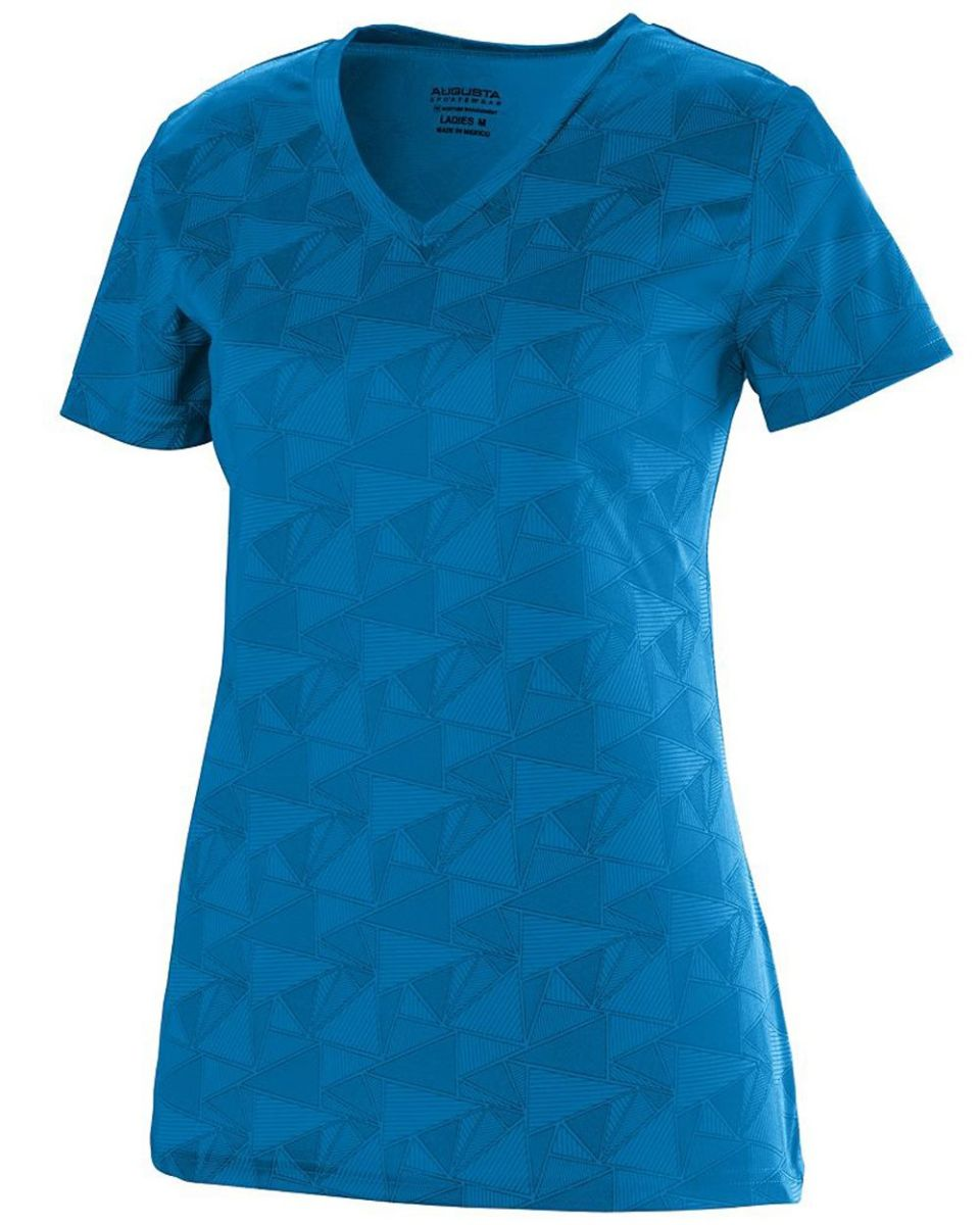 b05c55ef9dbc Augusta Sportswear 1792 Women's Elevate Wicking T-Shirt