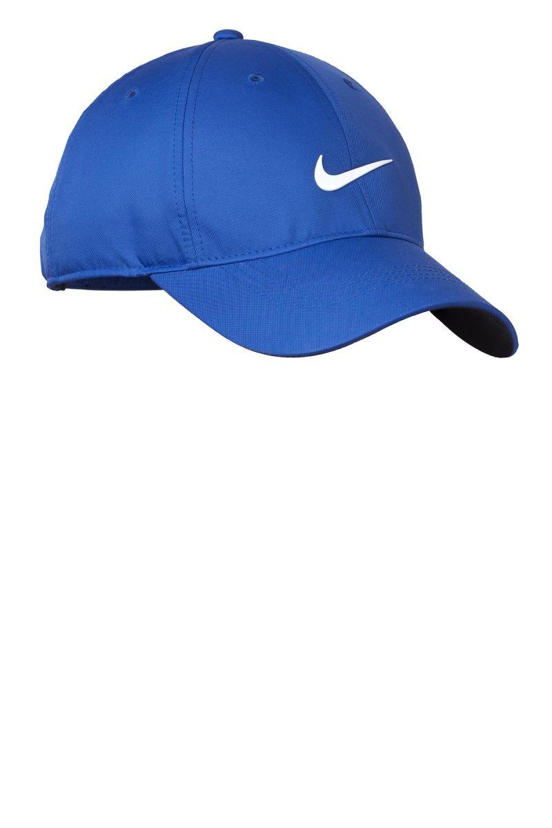 38c7ddda 548533 Nike Golf Dri-FIT Swoosh Front Cap Game Royal/Wht ...