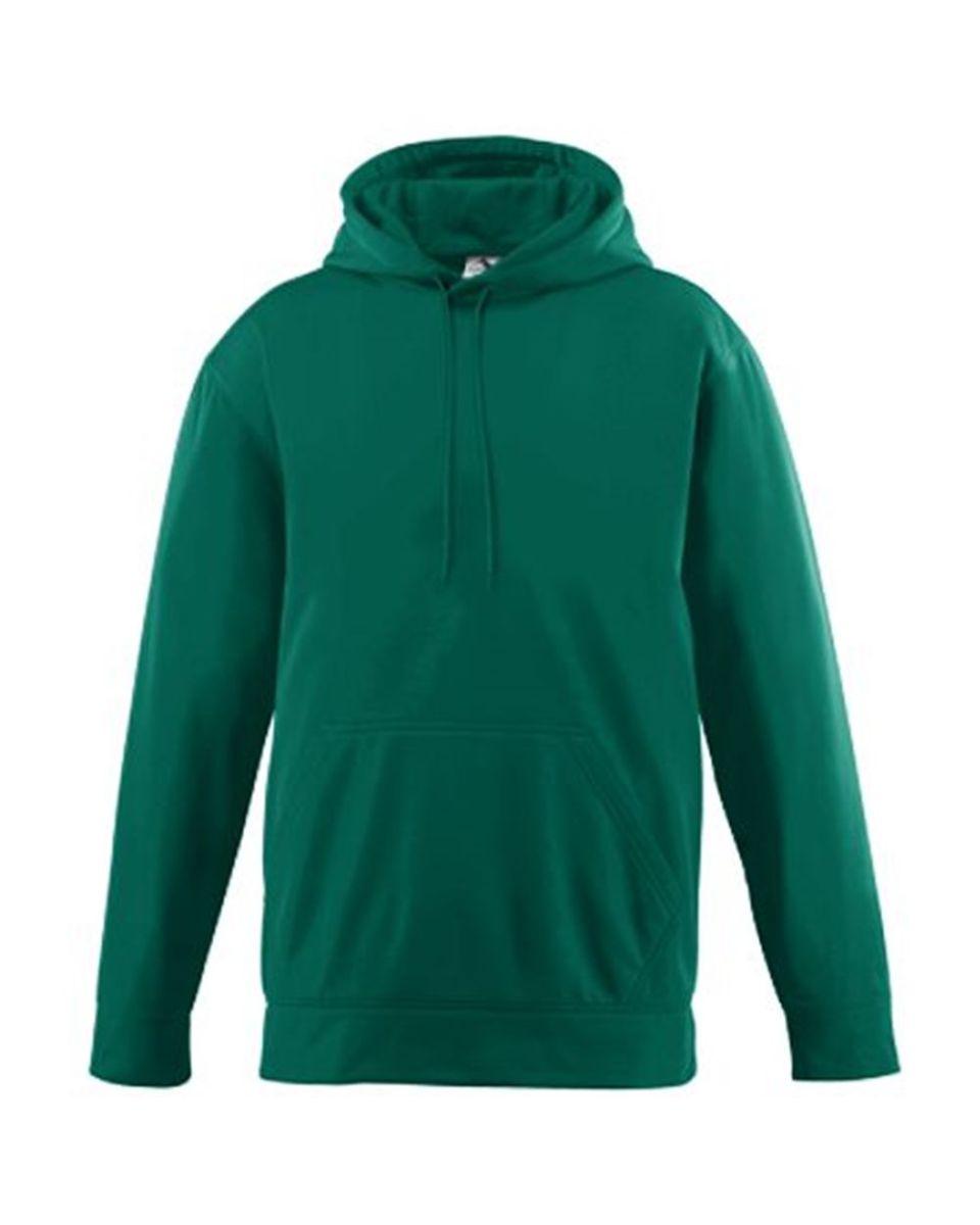 98e29a282 Augusta Sportswear 5506 Youth Wicking Fleece Hooded Sweatshirt