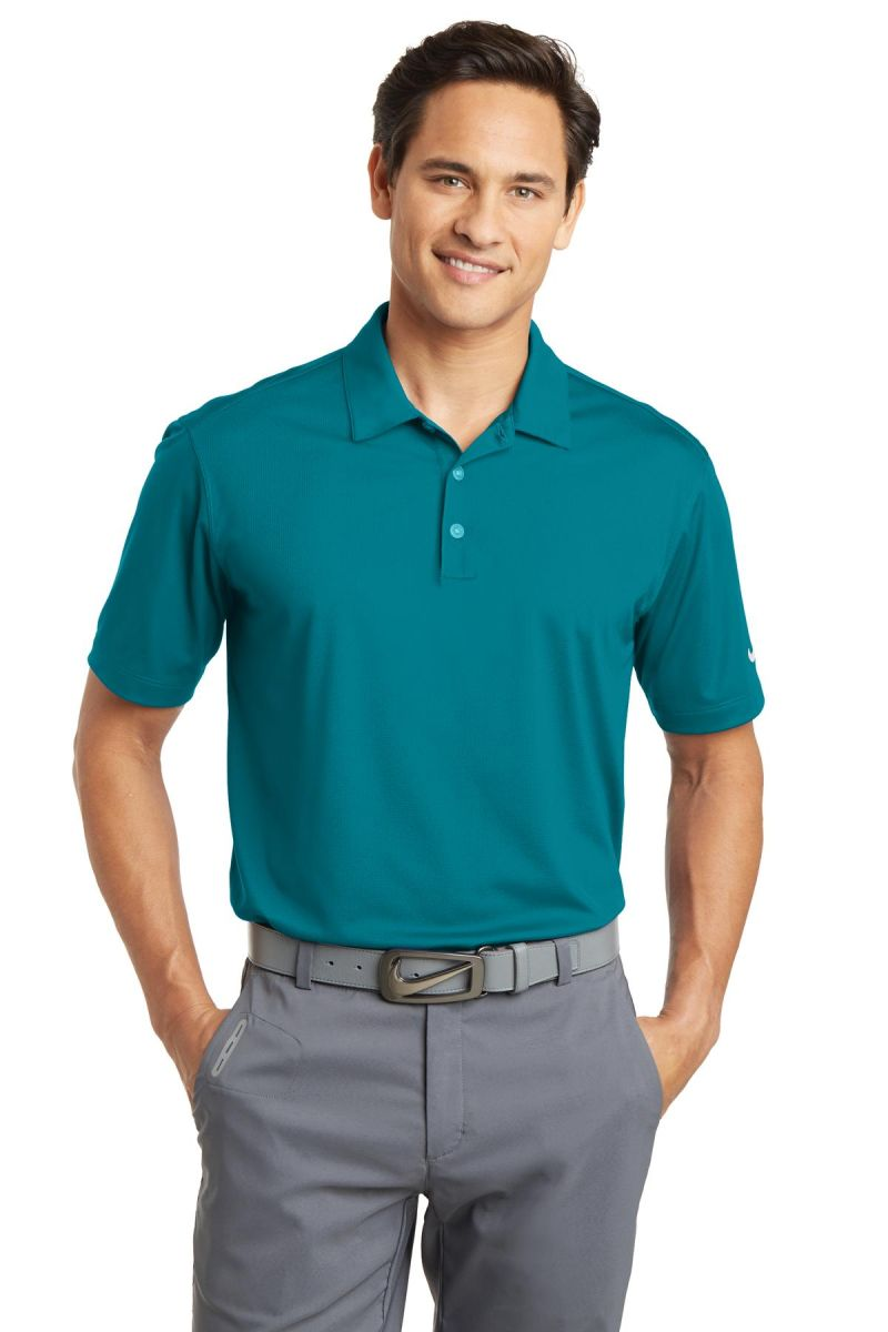 83eab1c57fe0 Nike Golf 637167 Dri-FIT Vertical Mesh Polo