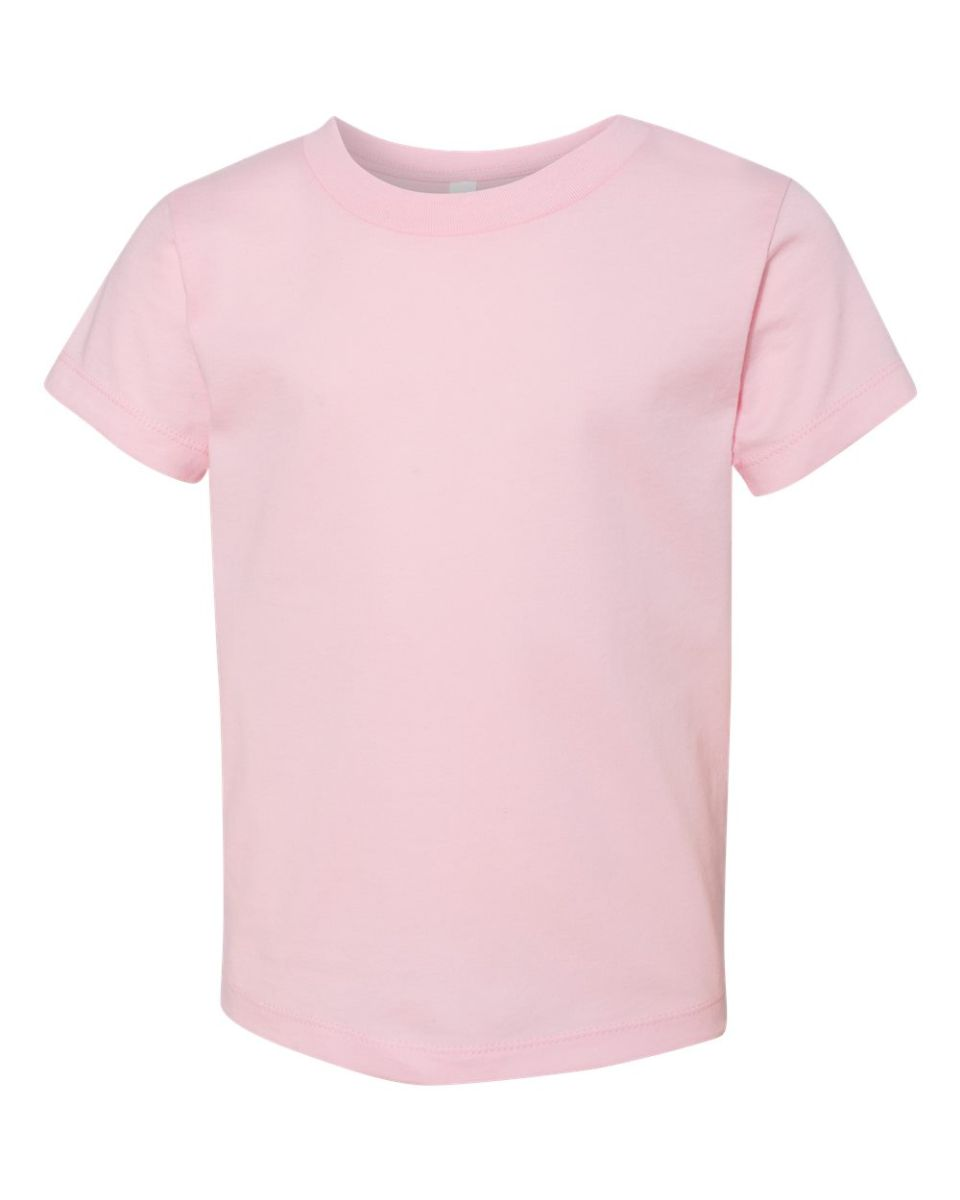 48e91e08a ... Bella + Canvas 3001T Toddler Tee PINK ...