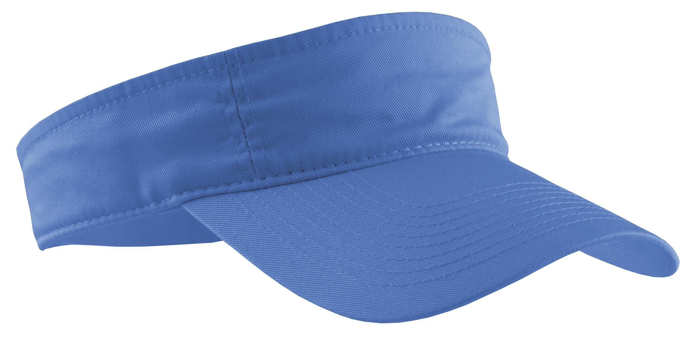 8ea4b10a ... Port & Company CP45 Fashion Visor Ultramarine ...