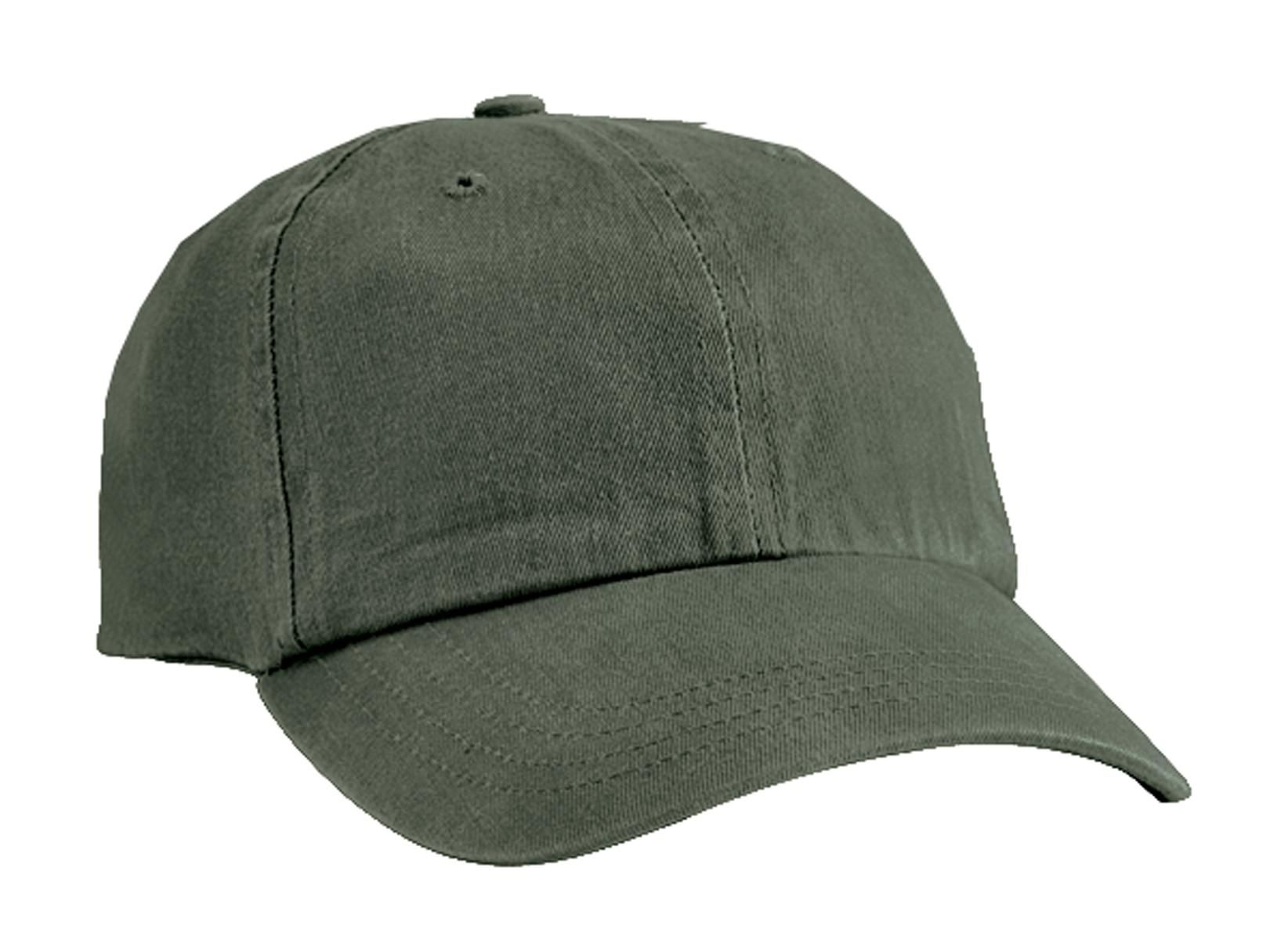 88356b367384a ... Port & Company CP84 Pigment-Dyed Dad Hat Hunter ...