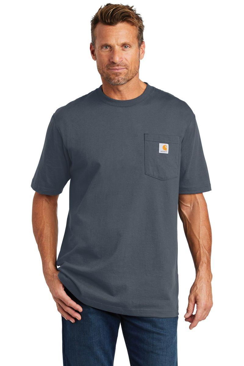 54eee14c41f9 CARHARTT K87 Carhartt Workwear Pocket Short Sleeve T-Shirt