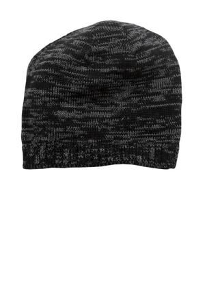b2e55cb3ff8 ... DT620 District Spaced-Dyed Beanie Black Charcoal ...