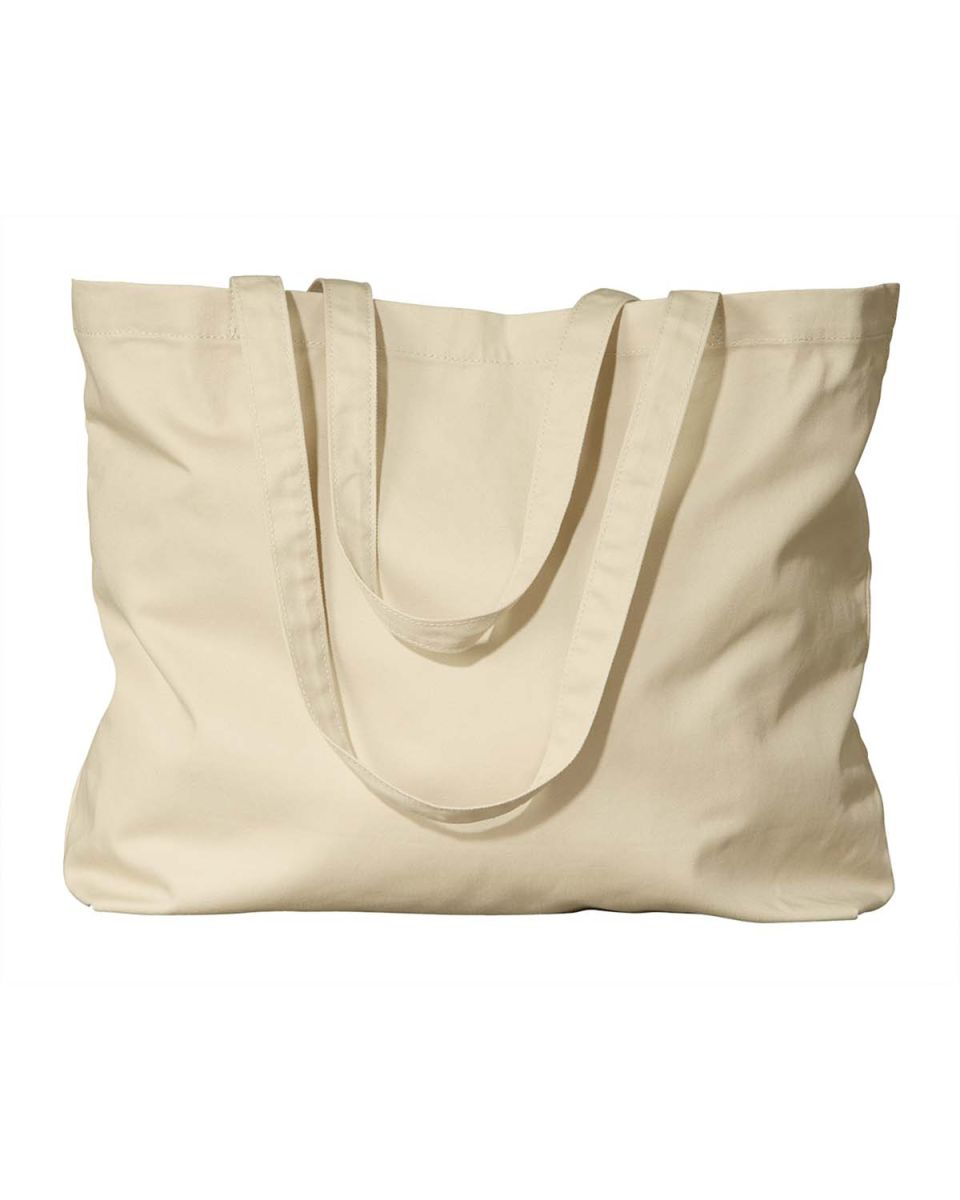 highly praised largest selection of Discover EC8001 econscious Organic Cotton Large Twill Tote