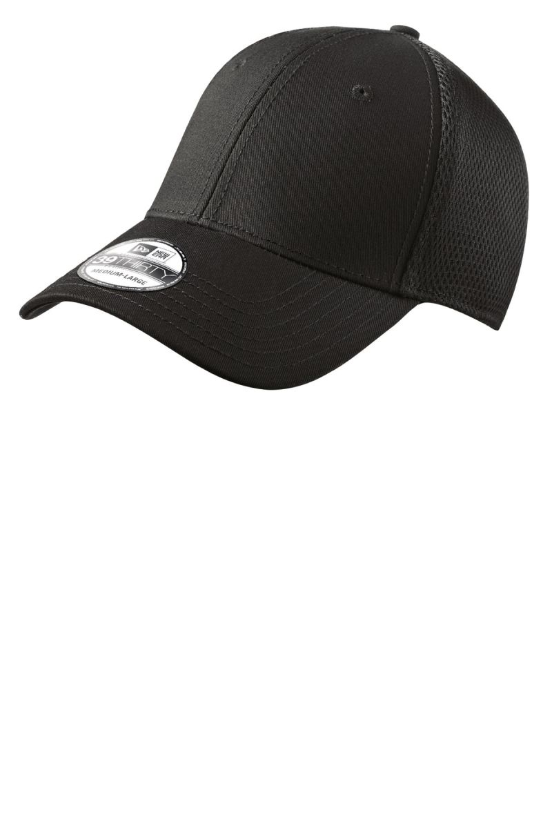 3512ffb64b3 NE1020 New Era® - Stretch Mesh Cap