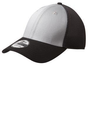 ... NE1020 New Era® - Stretch Mesh Cap Grey Black ... e23dea54ceb