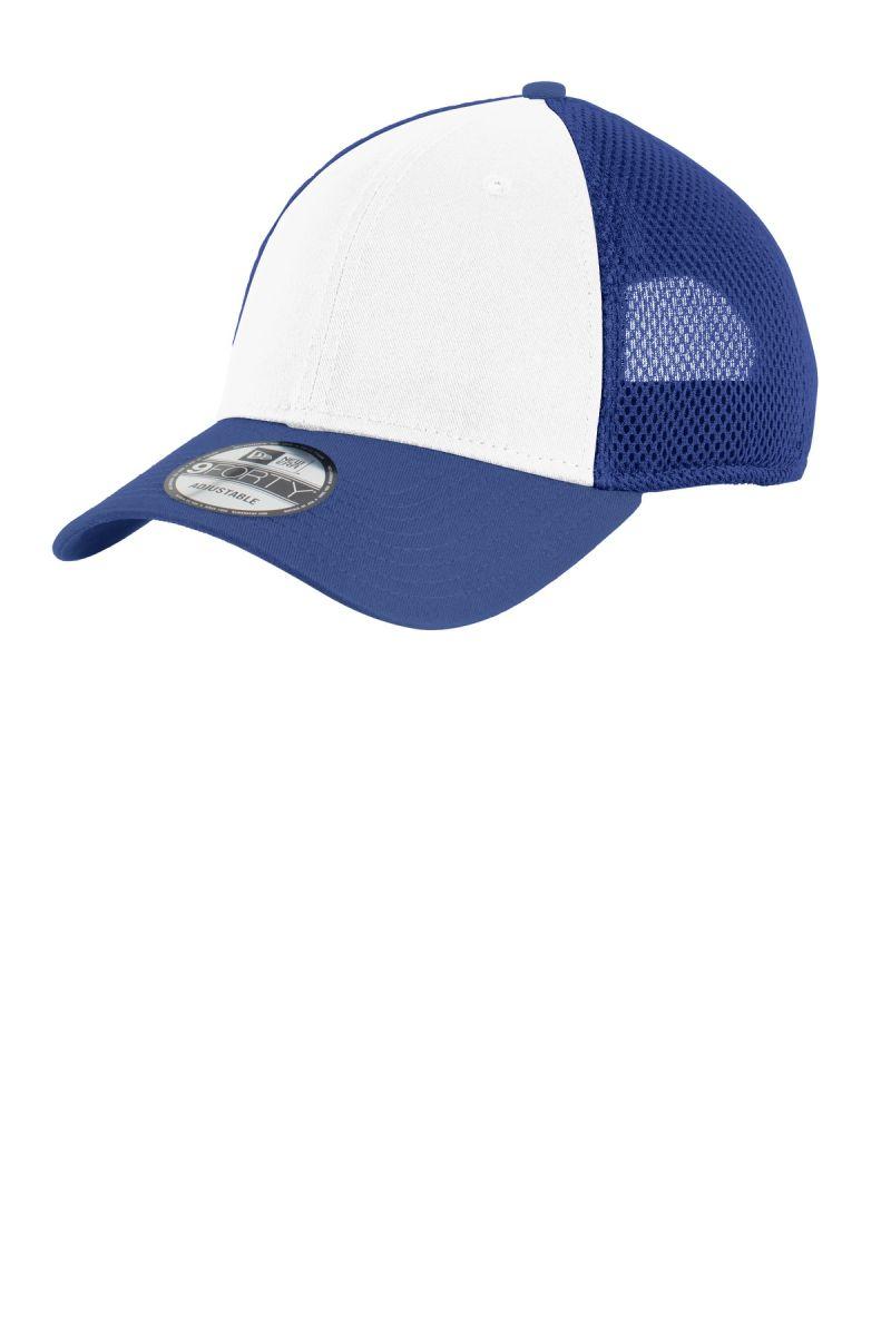 5ca3116f95717 NE204 New Era® - Snapback Contrast Front Mesh Cap