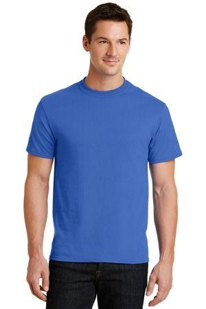 463d110ffaa ... Port Company 5050 CottonPoly T Shirt PC55 Royal Blue ...