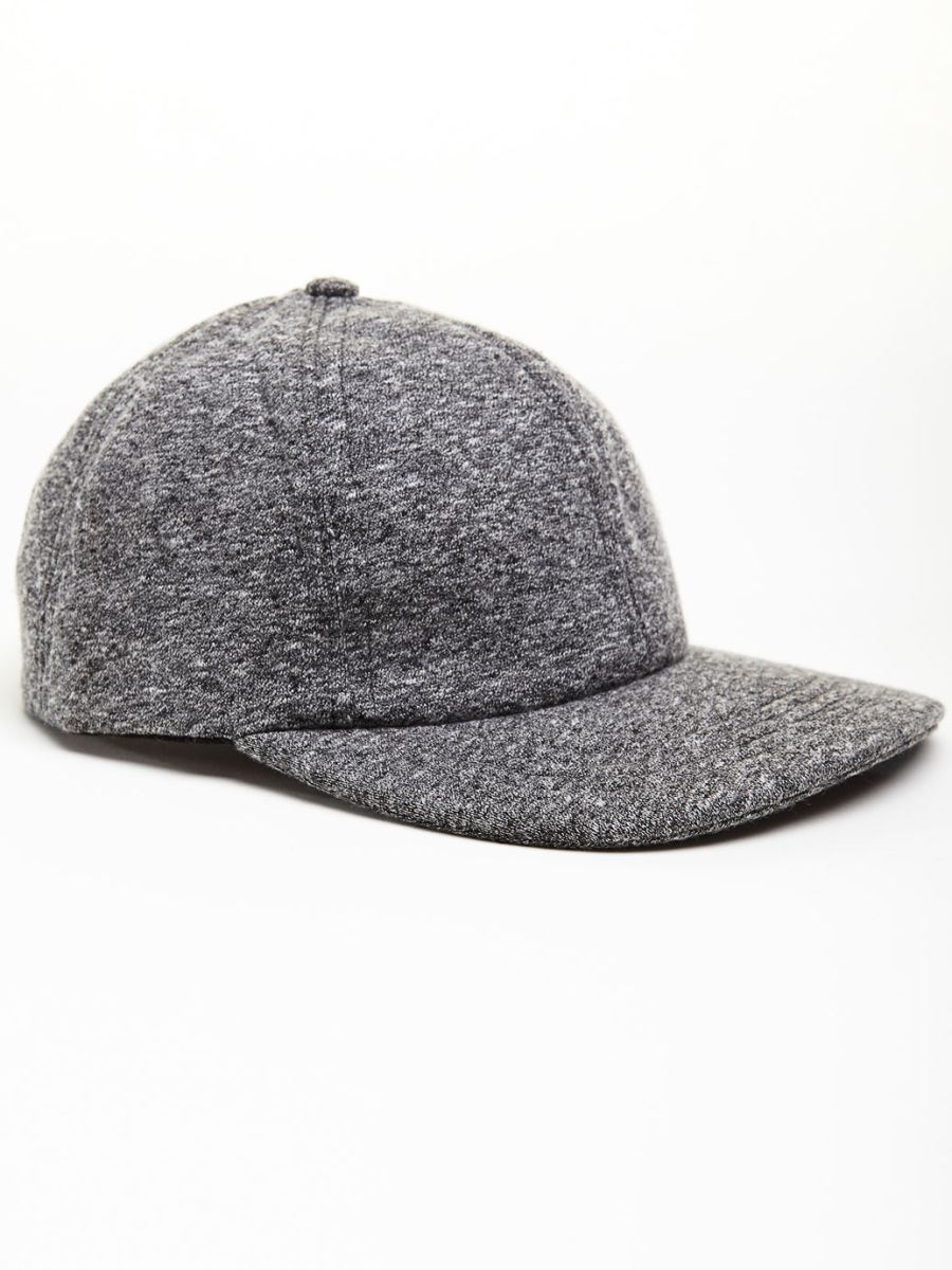 3b4bcb21ba91f The American Apparel MT509 Salt and Pepper Hat is a mid-rise