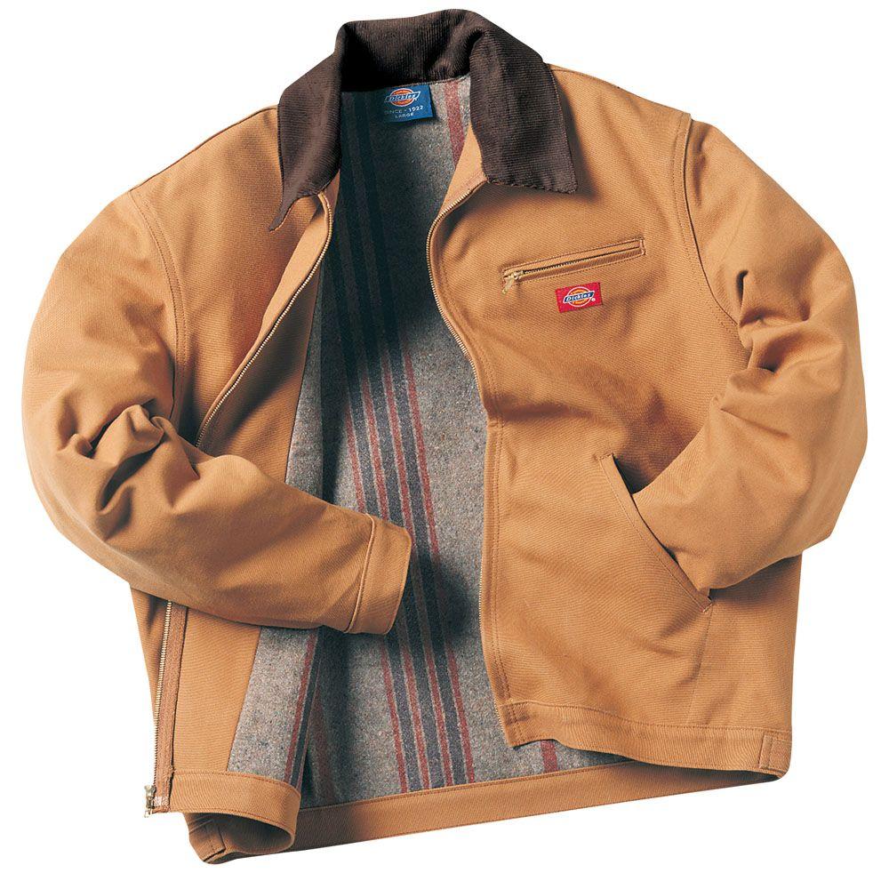340213e77 758 Dickies Blanket Lined Duck Jacket