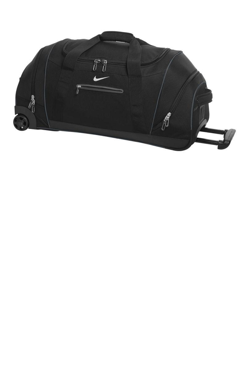 TG0239 Nike Golf Elite Roller Duffel Black Anthrct 69f0916504