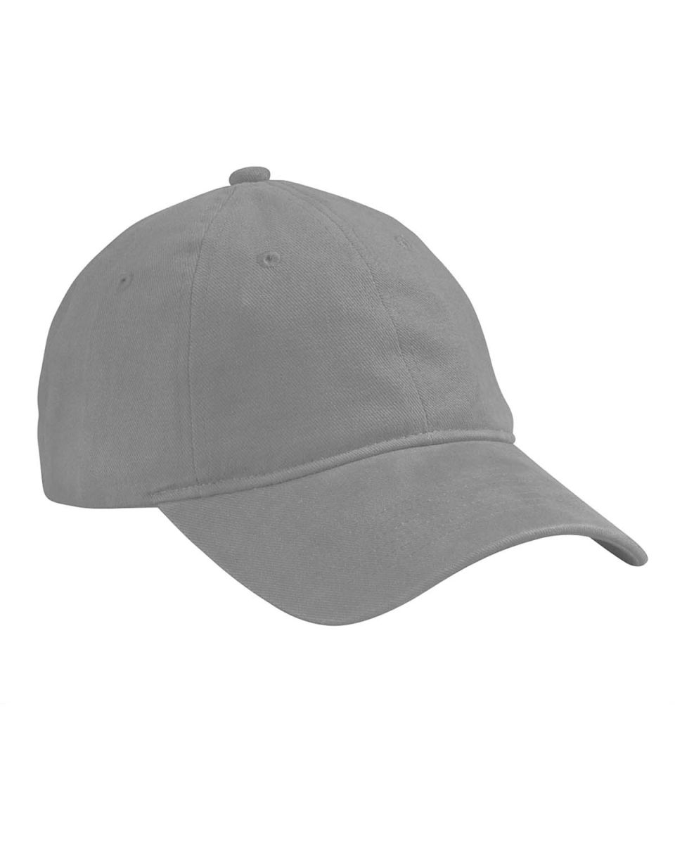 33cf5ce58 BA511 Big Accessories Heavy Brushed Twill Unstructured Cap