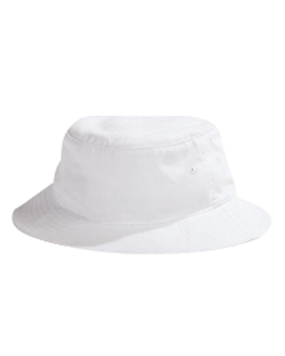 3dbb8919d84 BX003 Big Accessories Crusher Bucket Cap WHITE