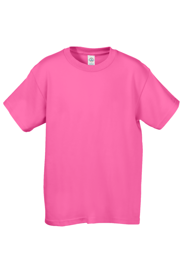 62b6bf6f5c 11736 Delta Apparel Youth Pro Weight Short Sleeve Tee