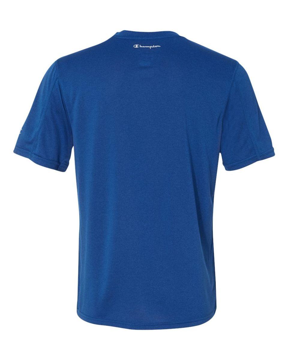 M320 Harriton Men/'s Moisture Short Sleeve Polyester Athletic Sport T-Shirt