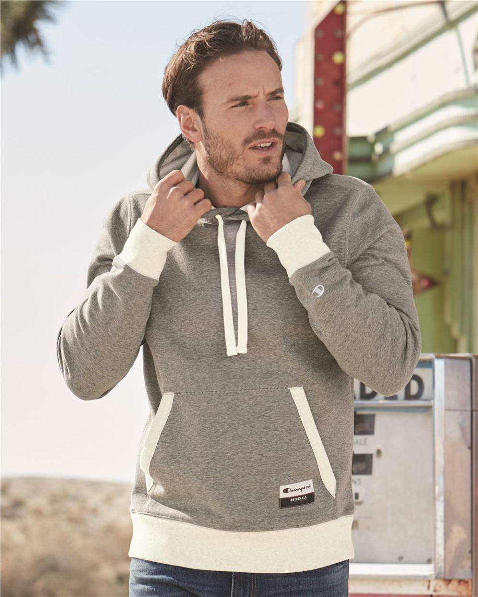 champion zip hoodie