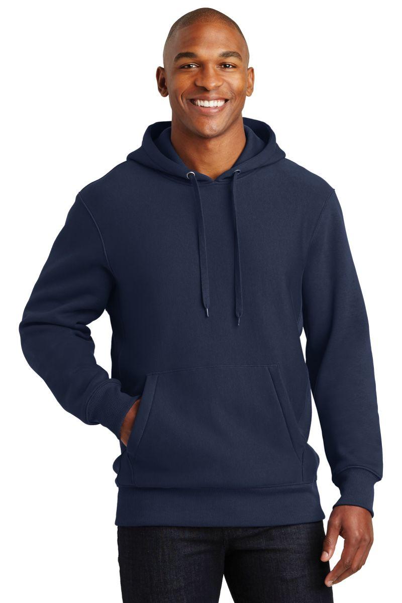 Sport-Tek Big Mens Super Heavyweight Pullover Hooded Sweatshirt