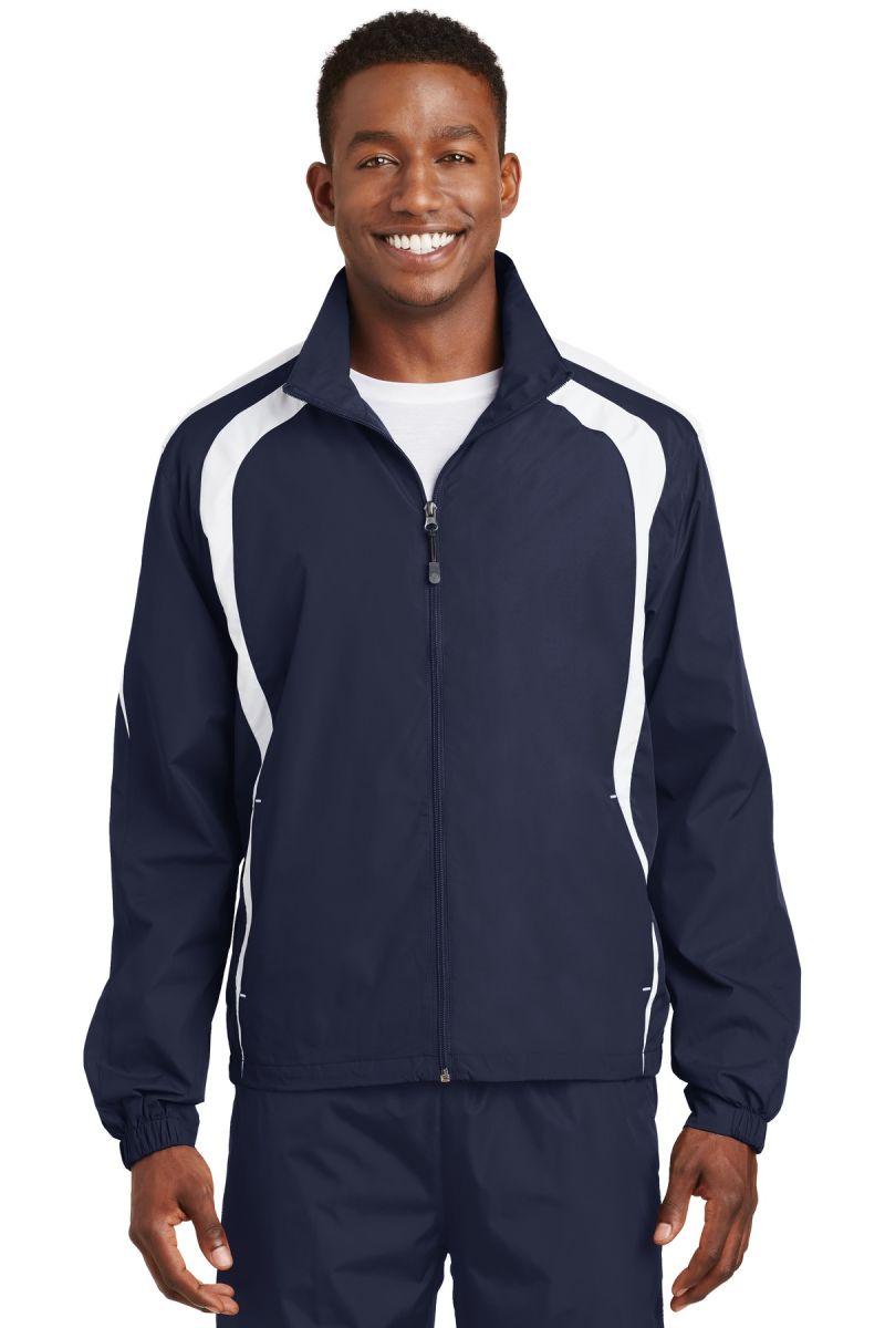 Sport Tek Jst60 Blankstyle Com Available in men's, women's and youth. sport tek colorblock raglan jacket jst60
