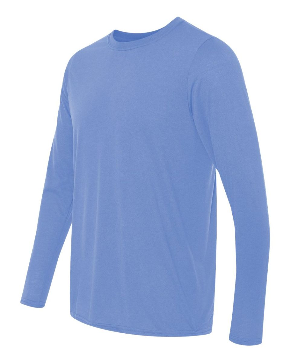 BC2664 Gildan Adult Unisex Sports Performance Long Sleeve T-Shirt