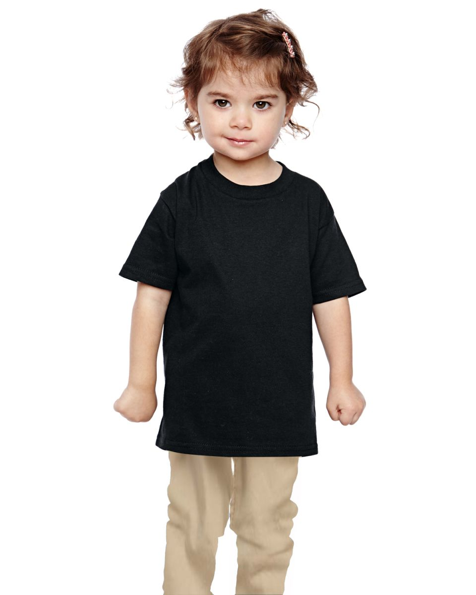 Gildan Toddler Heavy Cotton Little Boys /& Girls T Shirt 5100P