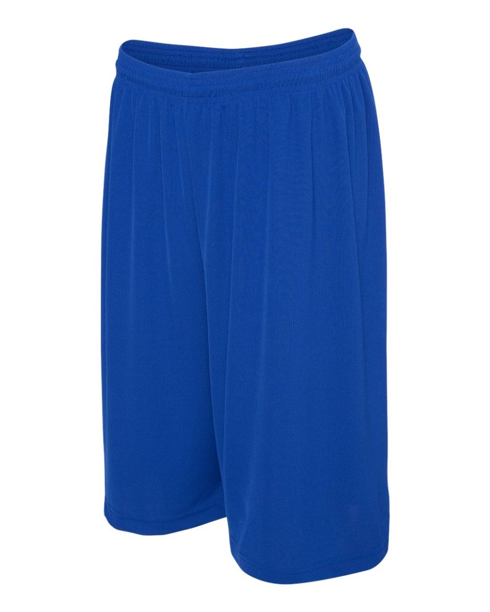 Alo Sport Mens Mesh 11 ShortM SPORT LIGHT BLUE M6717
