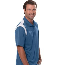 13Z0095 IZOD Men's Colorblock Performance Golf Polo