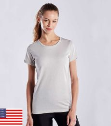 US Blanks US100 Women's Jersey T-Shirt