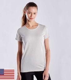 US Blanks US100 Women's Jersey T-Shirt