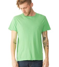 Alternative Apparel 1075 Men's Destroyed T-Shirt