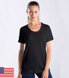US115 US Blanks Relaxed Boyfriend Tee