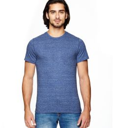 01993E1 Alternative Men's Drop Neck Eco-Jersey Crew