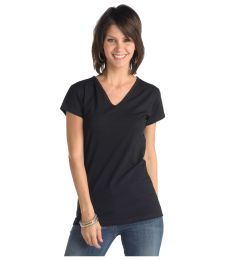 A18 In Your Face V-Neck Cap Sleeve Misses