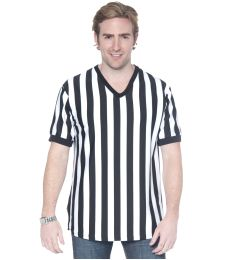 C02 In Your Face Mens Referee V-Neck
