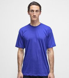 Los Angeles Apparel FF01 50/50 Poly Cotton Tee