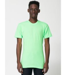 BB401 American Apparel Unisex Poly-Cotton Short Sleeve Crew Neck