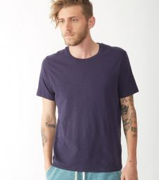 Alternative Apparel 4805 Unisex Dean Slub T-shirt