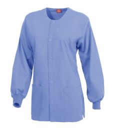 0630DL 885306 / Dickies Medical Round Neck Jacket