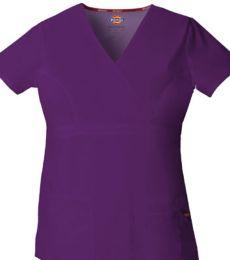 Dickies Medical 85820/Mock Wrap Top