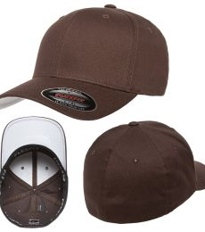 Flexfit V-Flex Twill / Structured Mid-Profile 6-Panel