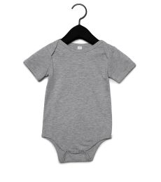 100B Bella + Canvas Baby Short Sleeve Onesie