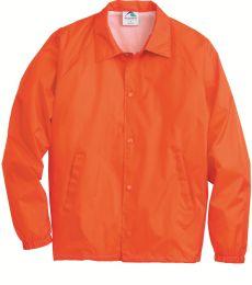 3100 Augusta Sportswear Nylon Coach's Jacket - Lined