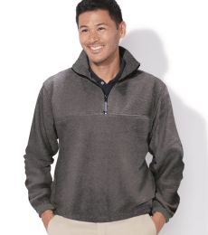 Sierra Pacific 3051 Quarter-Zip Fleece Pullover