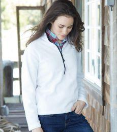 Colorado Clothing 22220 Women's Classic Fleece Half-Zip Pullover