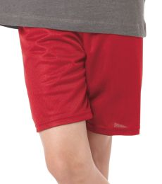 2237 Badger Youth Mini-Mesh Shorts